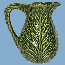 Vintage Potuguese Ceramic Jug