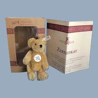 1997 Miniature Steiff Club Bear