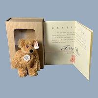 Steiff Miniature Club  2002 Bear