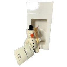 Steiff Little Snowman 665592