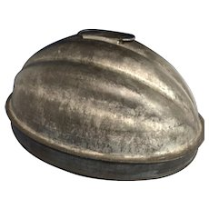 Vintage Kreamer Tin Cake Mold Form
