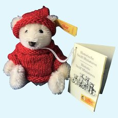 Steiff 'Zotty' Christmas Bear, Rare