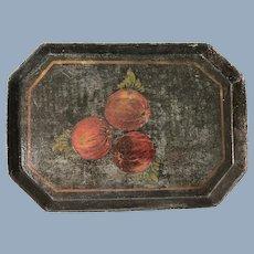 English Victorian Toll Tray