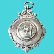 1951 Sterling Silver Medal