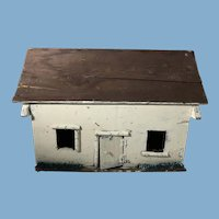 Vintage Wooden Irish Cottage
