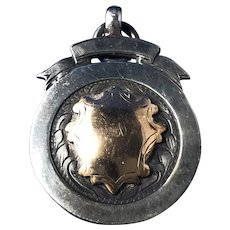 English Sterling Silver Award/Fob