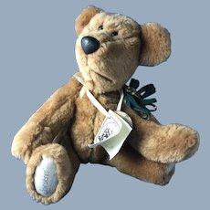 Barbara McLean Somerset Treadle Bear of Vermont, 1995