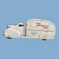 MAR Toys City Sanitation Department Truck