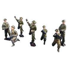 British Toy Soldiers