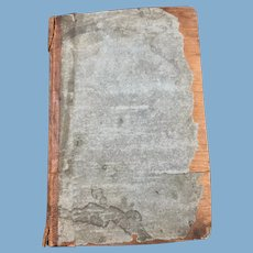 Cobb's Spelling Book, Jones & Wetmore, 1837