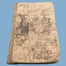 McGuffey's Eclectic First Reader, 1853
