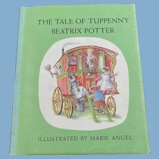Hardcover Book, The Tale of Tuppenny, Beatrix Potter