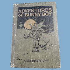 The Adventures of Bunny Boy: A Bedtime Story by Howard B. Famous
