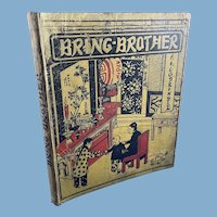 Bring-Brother: One of the Children-in-Blue from the Town of Lone Bamboo by F. I. Codrington