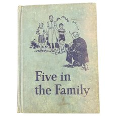 Five in the Family by Baruch and Montgomery, Scott, Foresman and Company