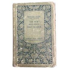 The New McGuffey First Reader, 1901
