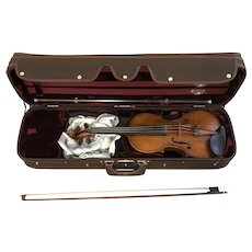 Antique Maggini Style Maple Violin 4/4