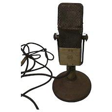 Vintage RCA 44-B Velocity Ribbon Microphone