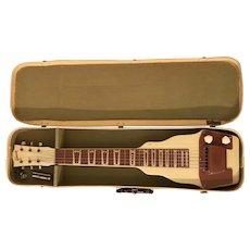 Vintage Gibson BR-9 Lap Steel Guitar