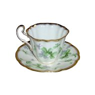 Vintage Adderley Cup and Saucer