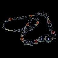 Vintage Trifari Beaded Necklace