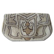 Vintage Art Deco Beaded Bag