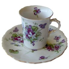 China & Dinnerware Pottery & China Noritake Kent 4 Tea Cups & 6 Saucers Silver Pink Flower Green Leaves Lustrous