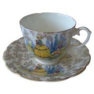 Vintage Regina cup and saucer