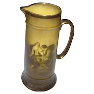 Vintage Robert Burns Pitcher