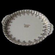 Vintage Royal Albert 25th Anniversary Plate