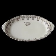 Vintage Royal Albert Tray or Serving Dish
