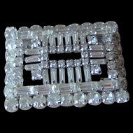 Vintage Jay Flex Sterling Brooch