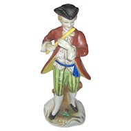 Vintage Occupied Japan Colonial Man Figurine