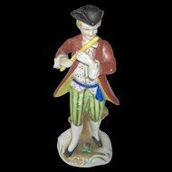 Vintage Occupied Japan Colonial Man Figurine