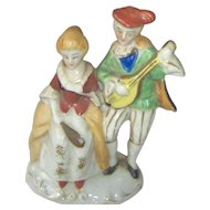 Vintage Occupied Japan Colonial Couple Figurine
