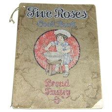 Vintage 1915 Five Roses Cook Book