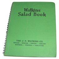 Vintage 1946 Watkins Salad Book