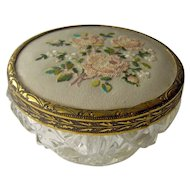 Vintage English Dresser Jar