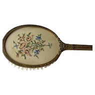 Vintage Vanity Hair Brush