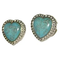 Vintage Heart Shaped Button Covers