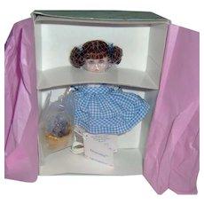 Madame Alexander Porcelain Dorothy Doll