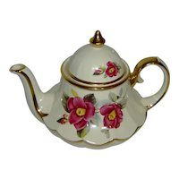 Early Teapot Carousel Style England