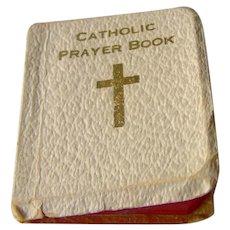 Miniature Catholic Prayer Book