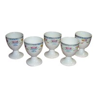 Five Egg Cups England