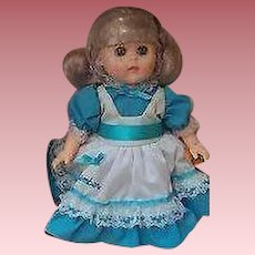 Vintage 1984 Vogue GINNY Doll ~ December (Never Removed / Original Box)