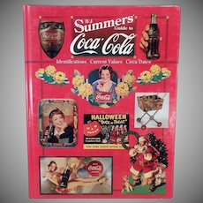 Reference Book - Coca-Cola Collectibles by B.J. Summers