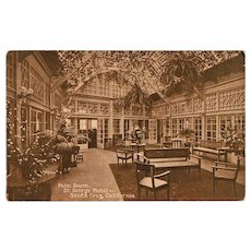 Vintage Postcard - St. George Hotel of Santa Cruz, California