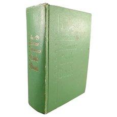 Vintage Recipe Book - The American Woman's Cook Book - Culinary Arts Institute Cookbook