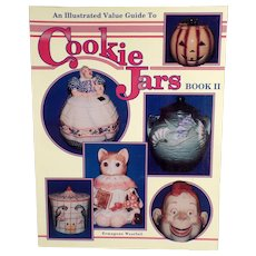 Old Reference Book - Cookie Jars Value Guide - Book II - Westfall