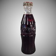 Vintage Coke Bottle Cigarette Lighter – Old Coca-Cola Soda Advertising – 1950's